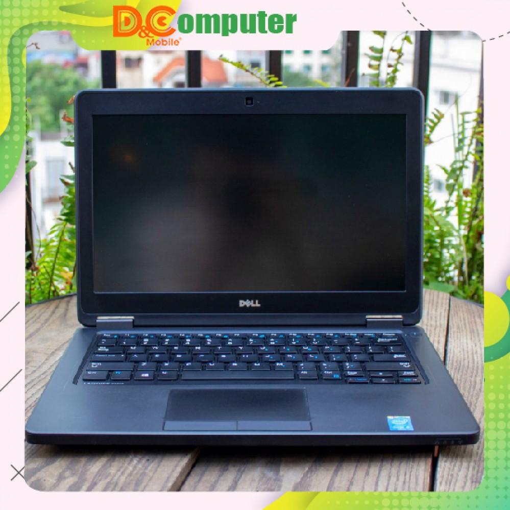 Laptop cũ Dell Latitude E7450 Core I5 5300U RAM 4G SSD 120GB