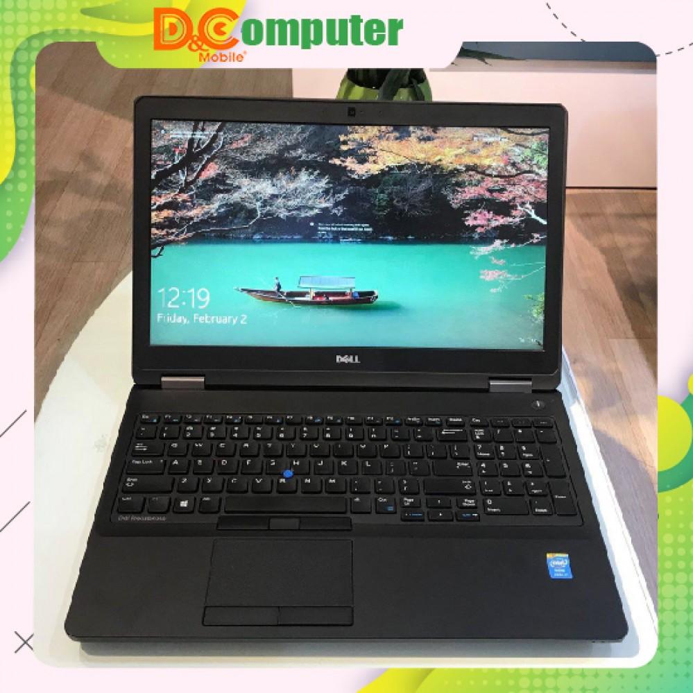 Dell Precision 3510 RAM 8GB SSD 240GB
