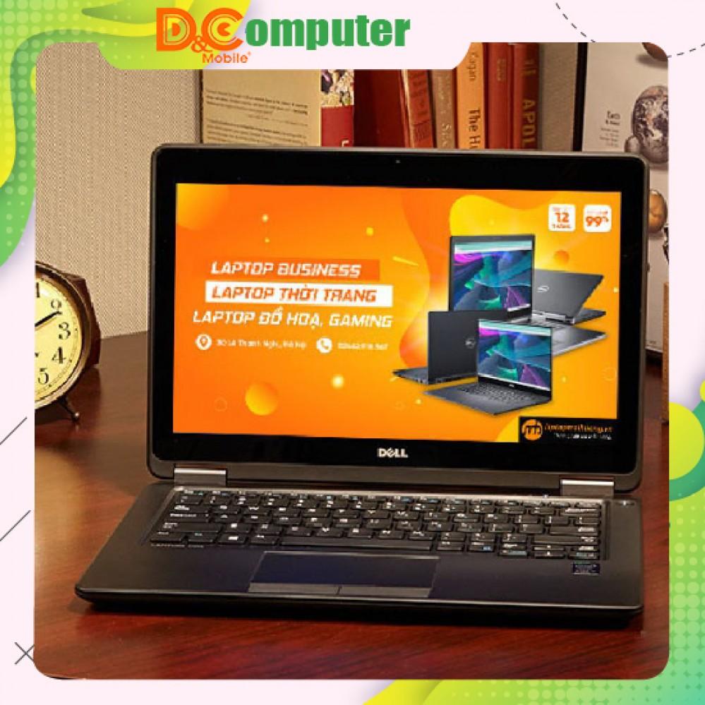 Laptop cũ Dell Latitude E5270 Core i5