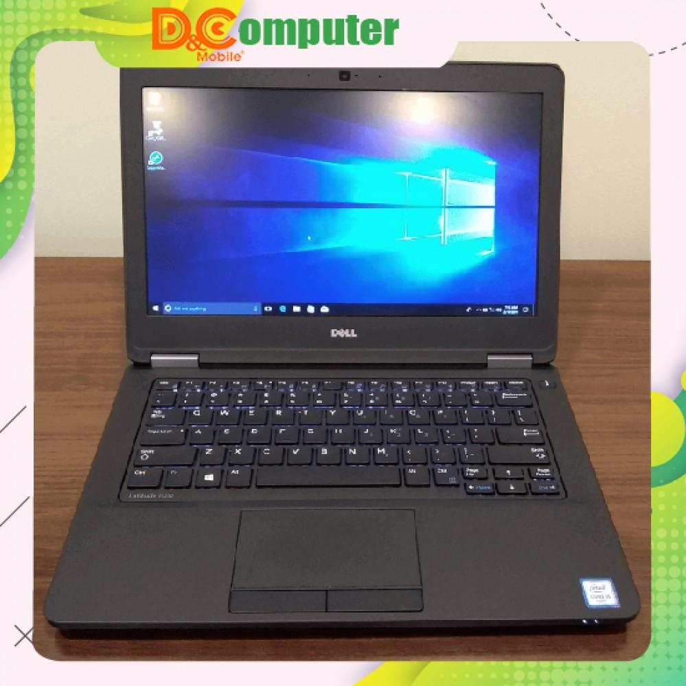 Laptop cũ Dell Latitude E5270 Core i7