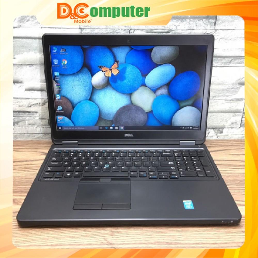 Laptop cũ Dell Latitude E5550 Core I5