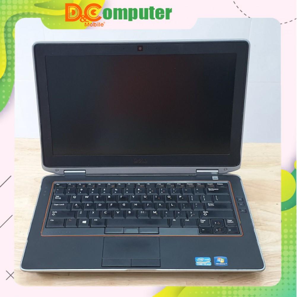 Laptop cũ Dell Latitude E6320 Core i7 RAM 4GB SSD 120GB