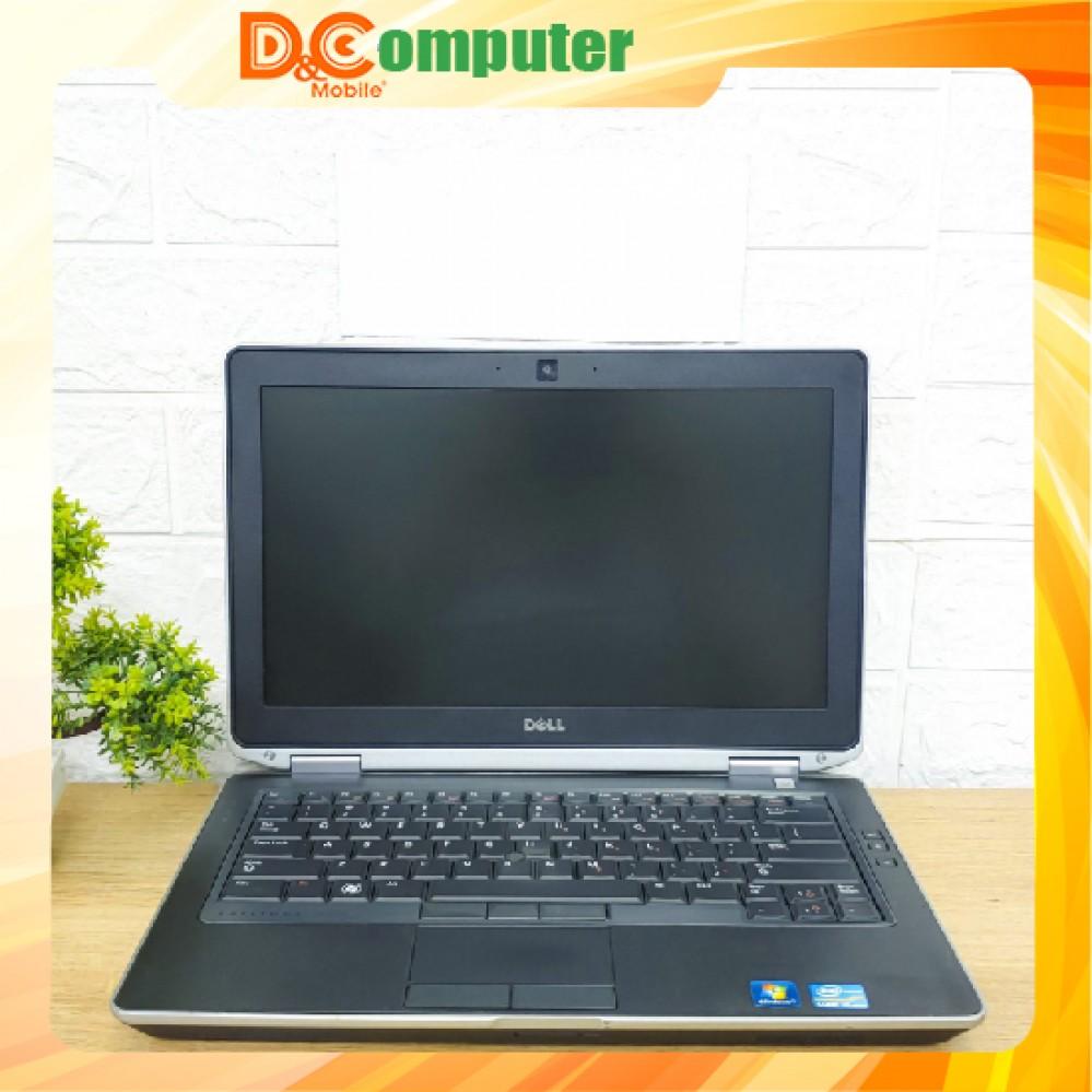 Laptop cũ Dell Latitude E6330 Core i5 RAM 4GD SSD 120GB