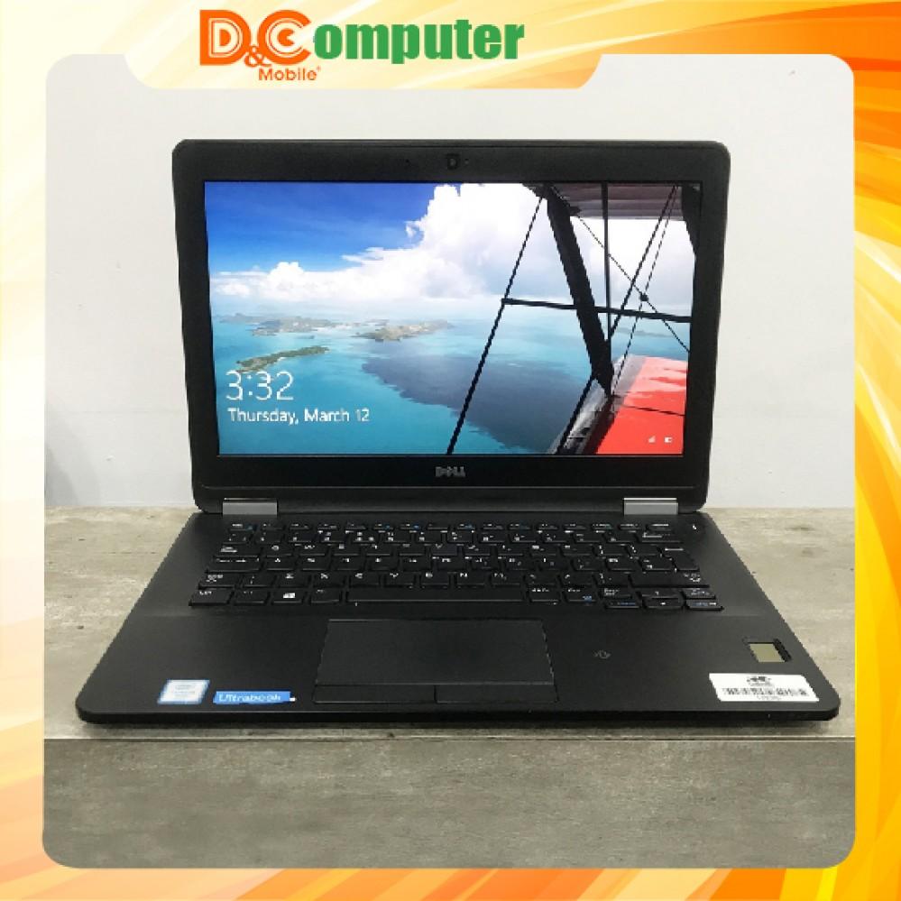 Laptop cũ Dell Latitude E7270 Core i5 6200U RAM 8GB SSD 256GB