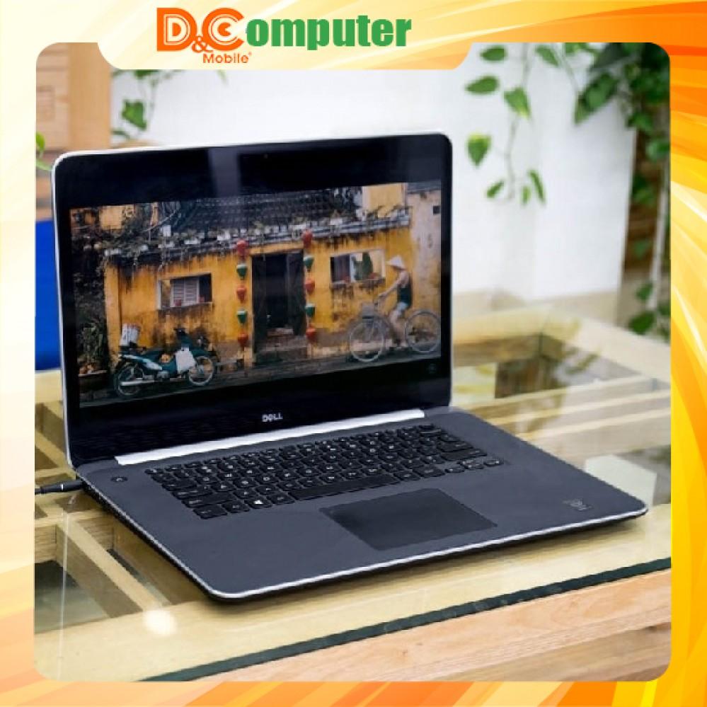 Laptop cũ Dell Precision M3800 Core i7 RAM 8G SSD 256GB