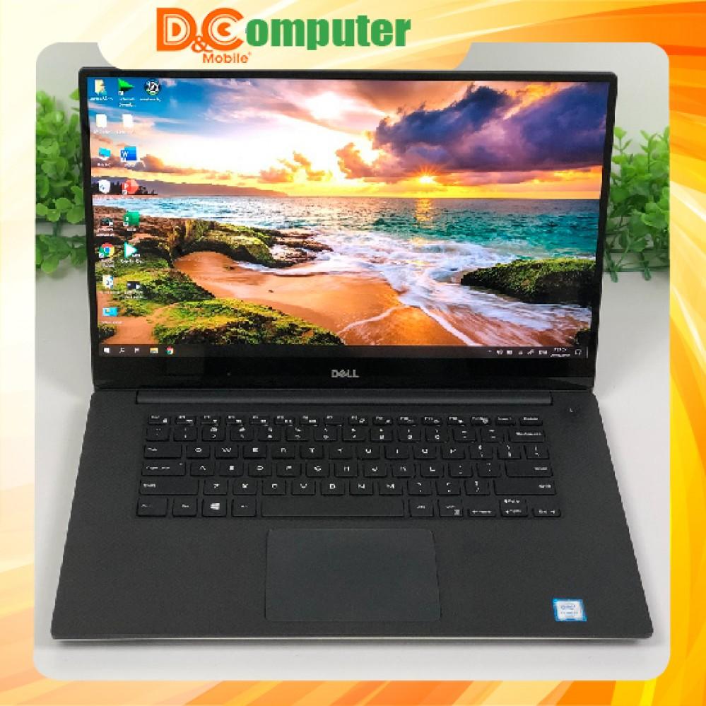 Laptop cũ Dell Precision M5510 Core I7 6820 HQ RAM 16GB SSD 512GB