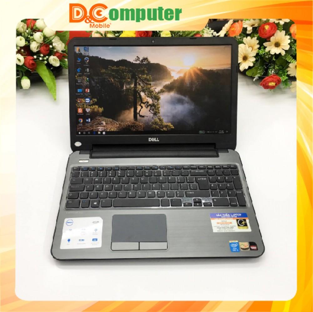 Laptop Dell E3540 I5 4210U RAM 4GB SSD 120Gb