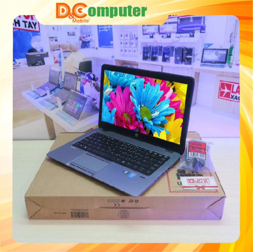 Laptop HP Elitebook 850 G1 4300U Ram 4GB SSD 128GB