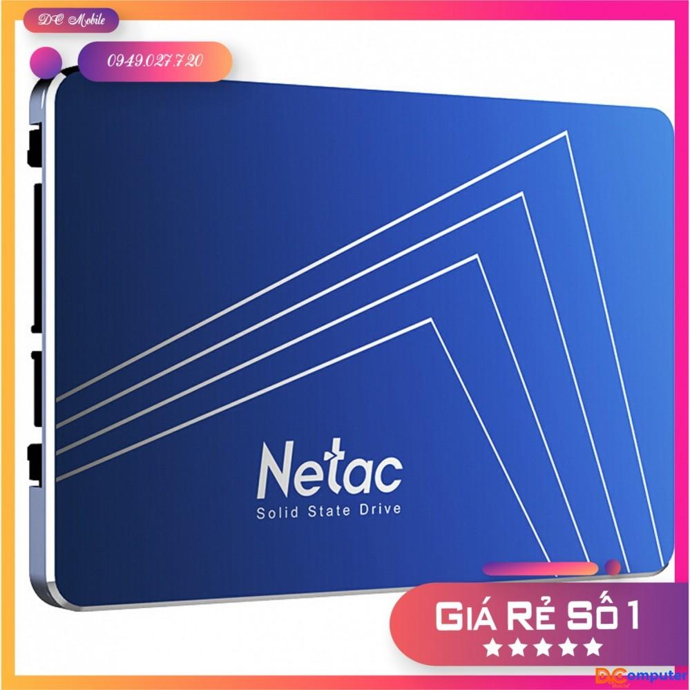 Ổ cứng SSD Netac 256GB N600S chính hãng - Bảo hành 3 năm - DC Mobile