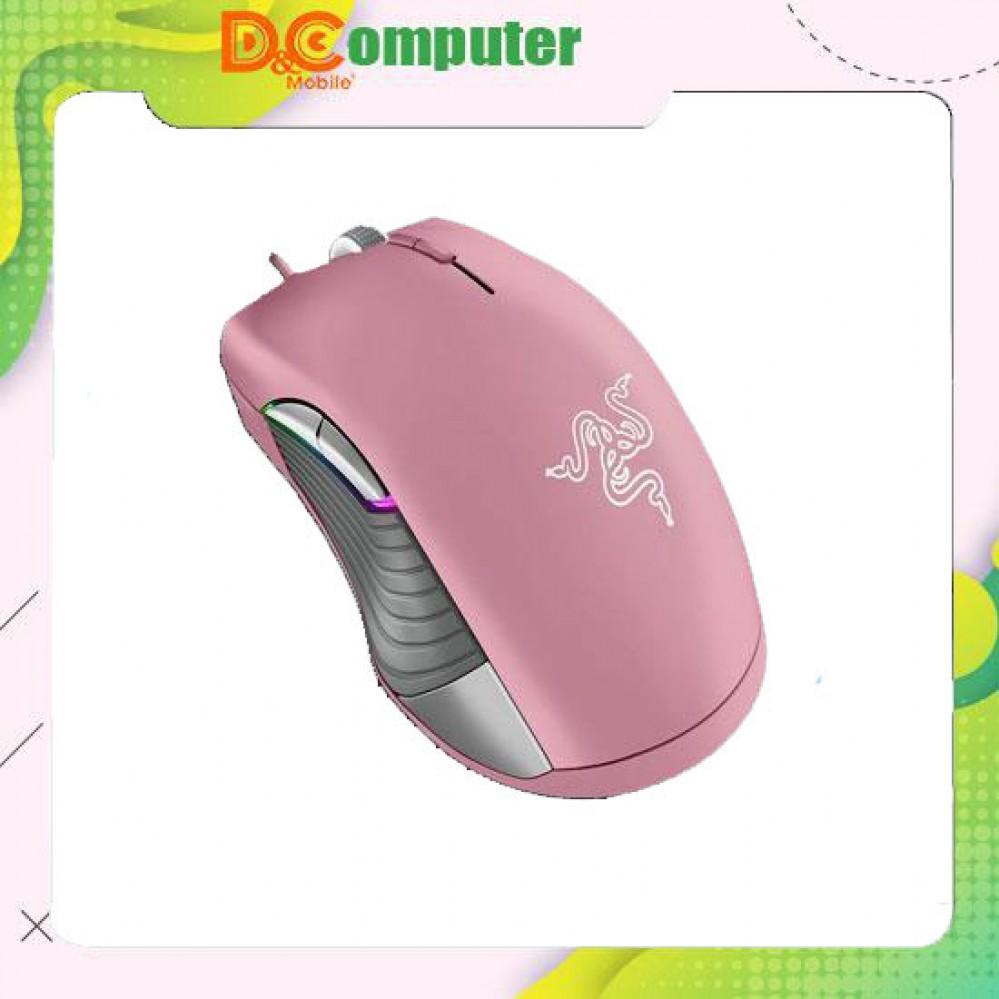 Razer Basilisk - Multi-color FPS Gaming Mouse - Quartz Edition