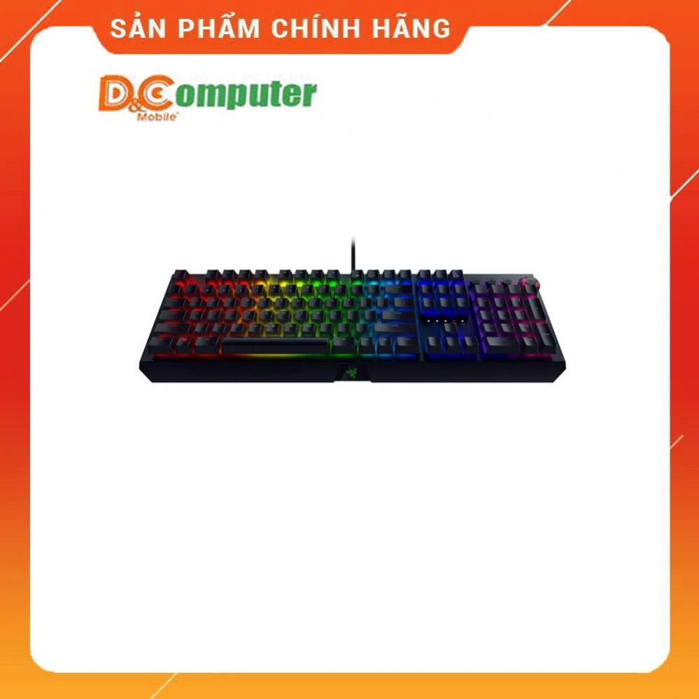 Razer Blackwidow Elite Keyboard Yellow