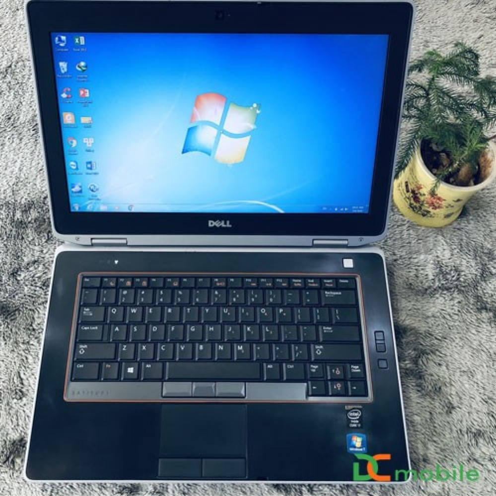 Laptop cũ Dell Latitude E6420 Core i7