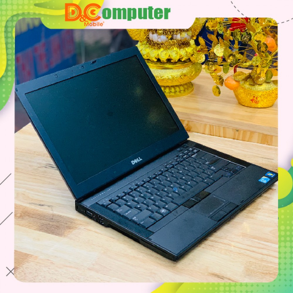 Laptop cũ Dell Latitude E6410
