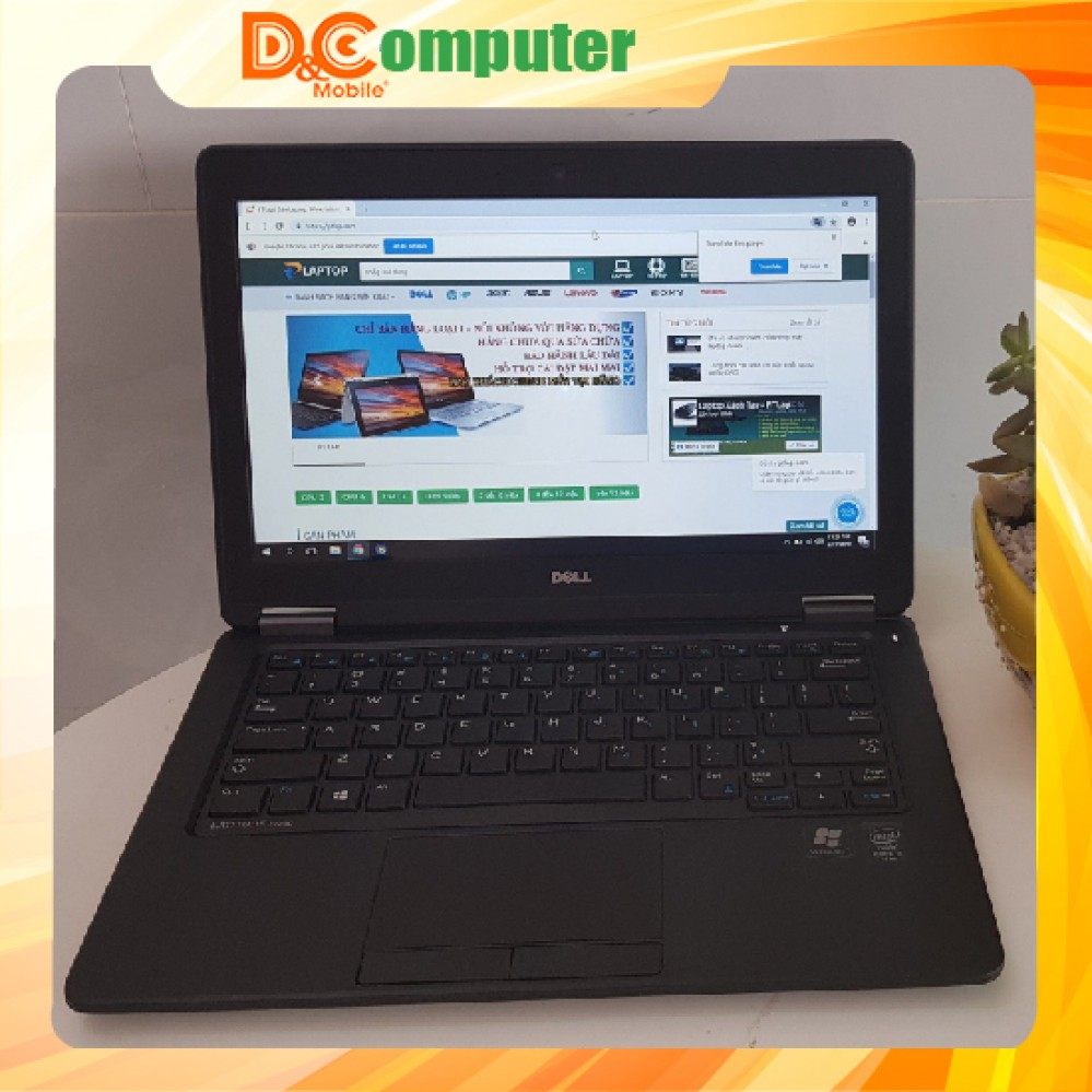 Laptop cũ Dell Latitude E7250 Core i5 5200U