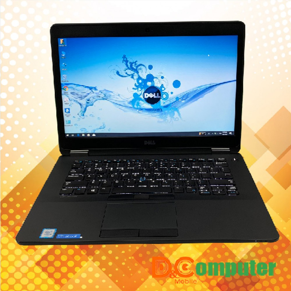 Laptop cũ  Dell Latitude 7470 Core i7