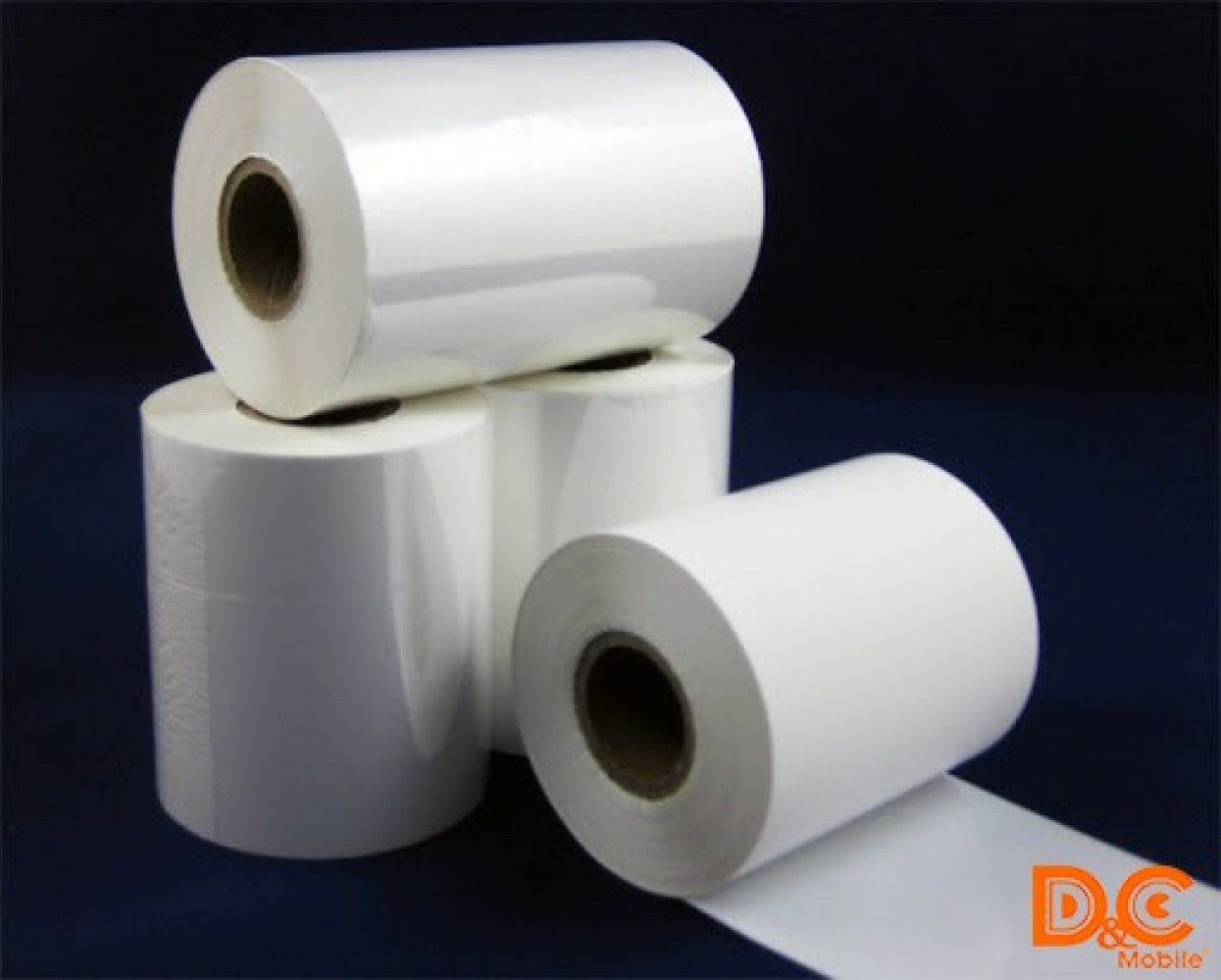 ribbon vector ITW Wax resin P110