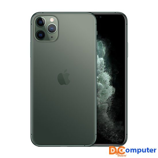 Apple Iphone 11 Pro Max 256Gb màu đen
