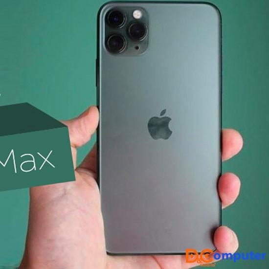 Apple Iphone 11 Pro Max 256Gb màu xanh