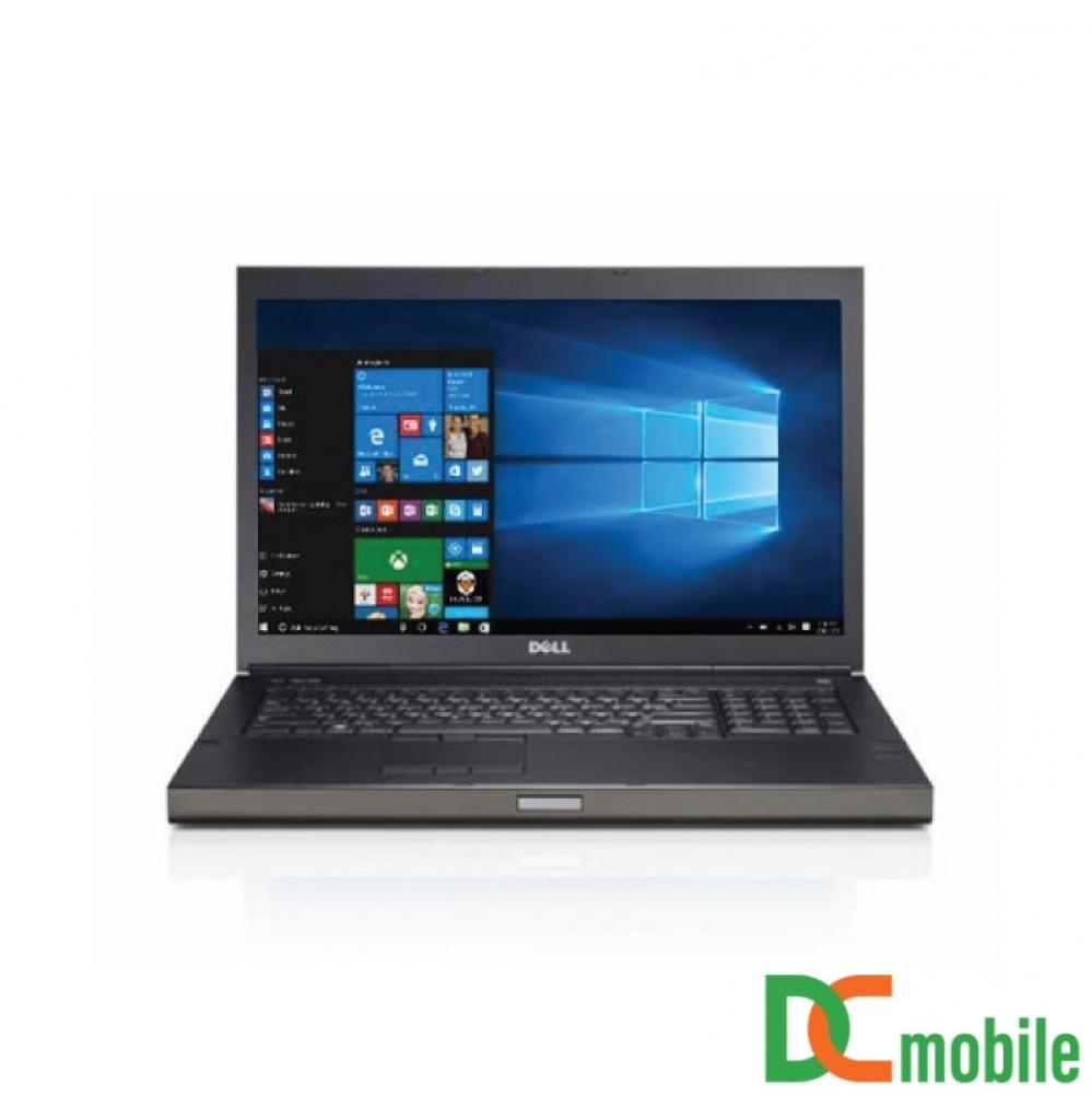 Laptop cũ Dell Precision M6800 Core i7 RAM 8GB SSD 240GB