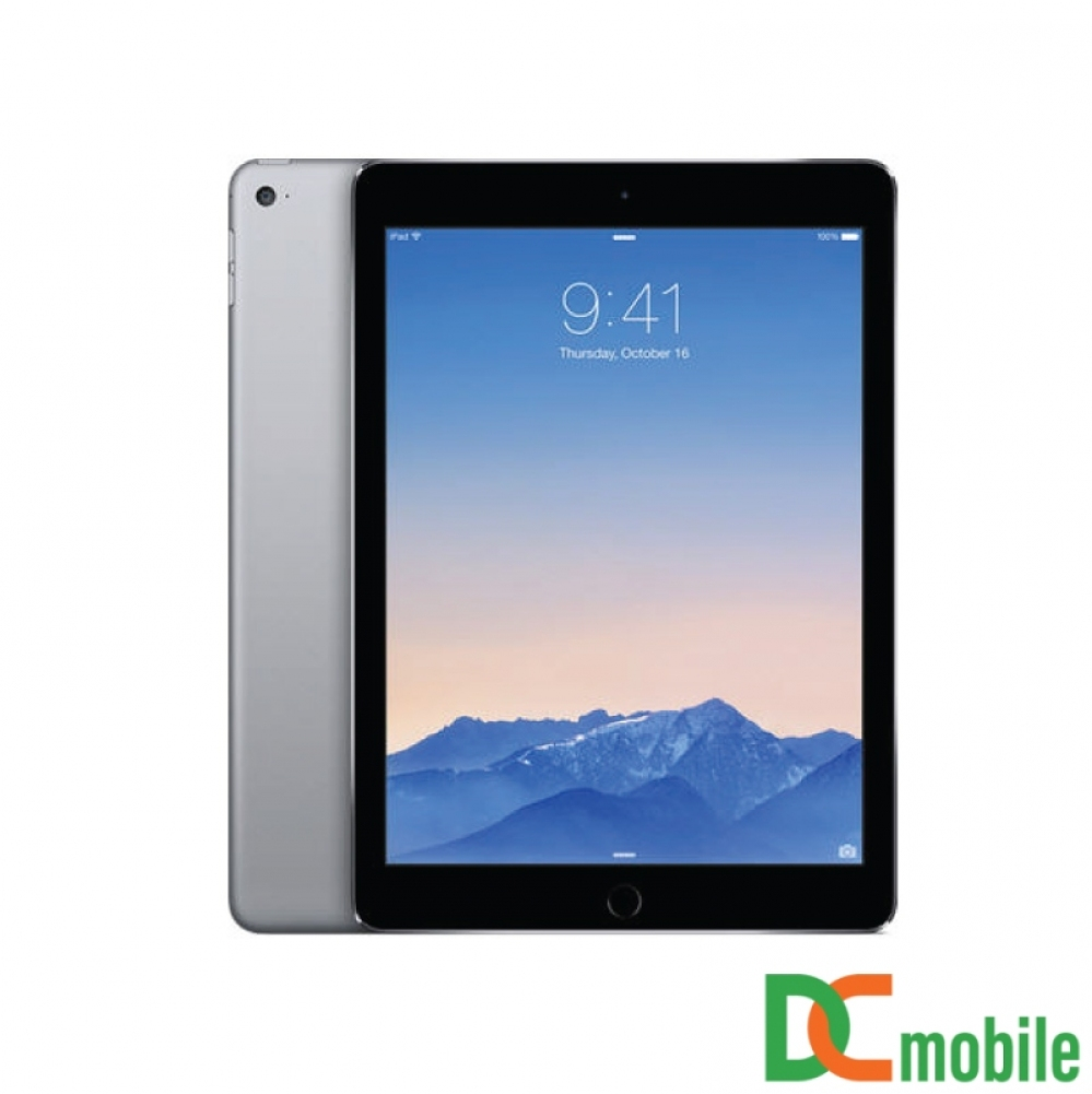 iPad Air 2 128Gb 4G Gold Hạ Wifi New 98%