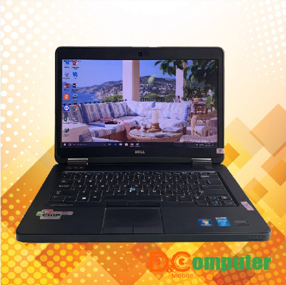 Laptop cũ Dell Latitude E5540 Core I7