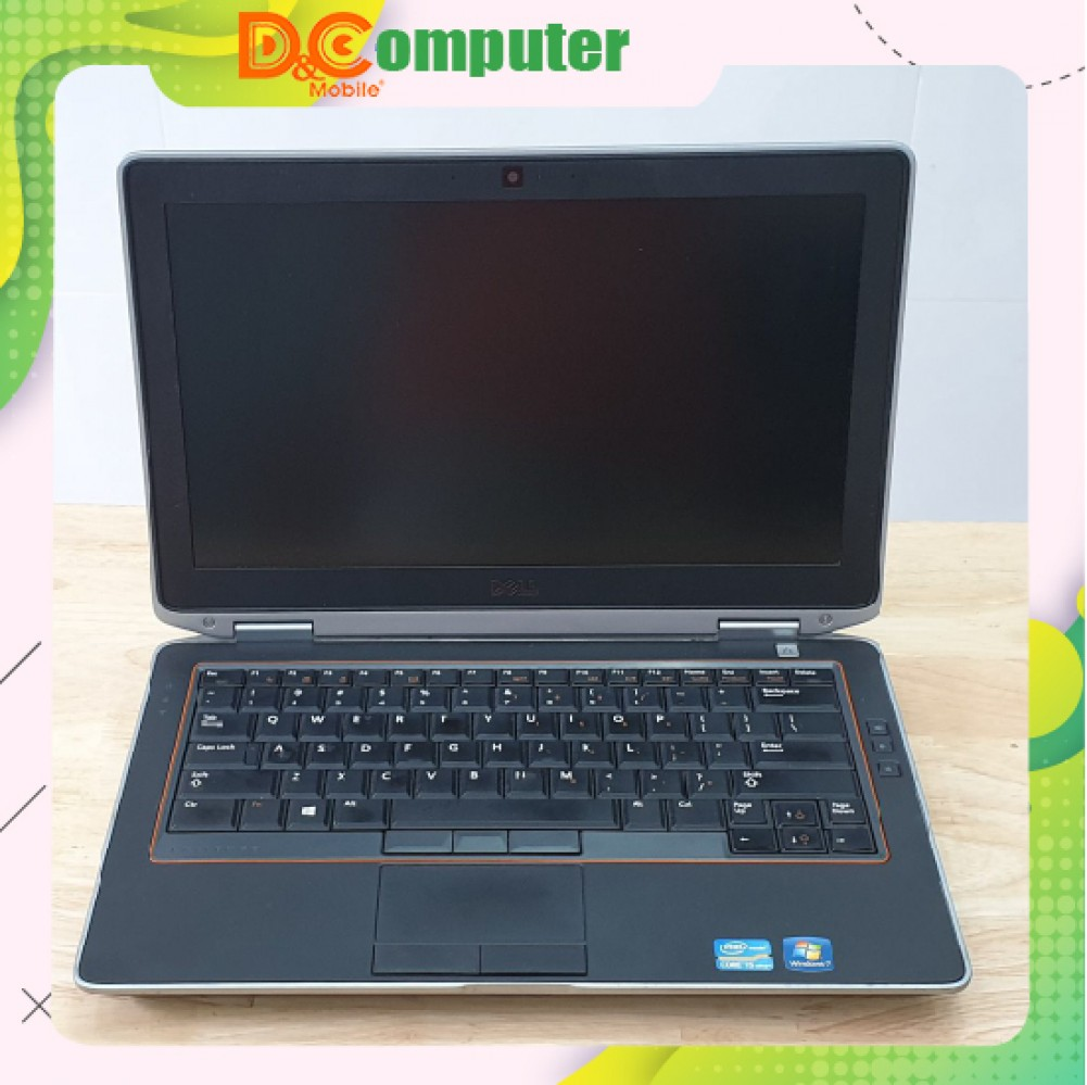 Laptop cũ Dell Latitude E6320 Core i7