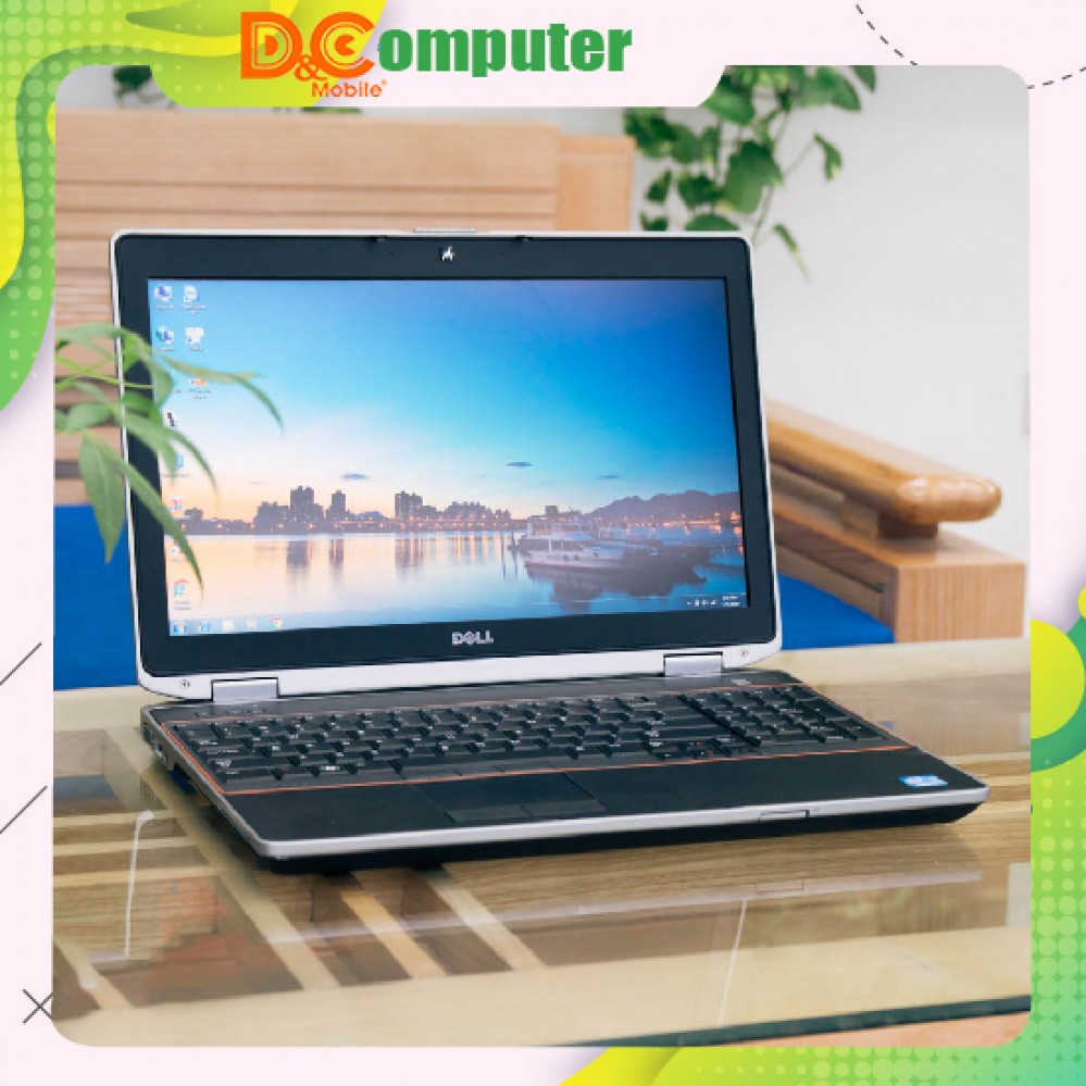 Laptop cũ Dell Latitude E6520 Core I5