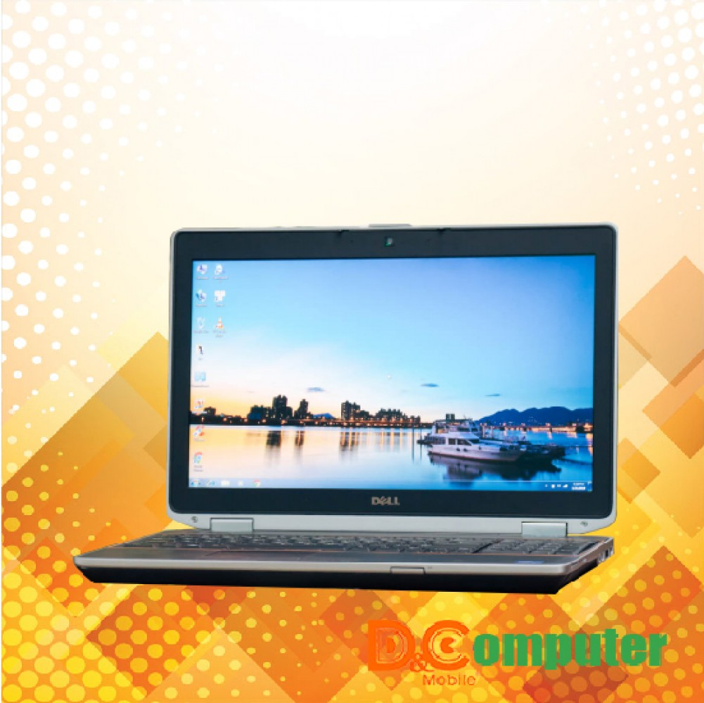 Laptop cũ Dell Latitude E6520 Core I7