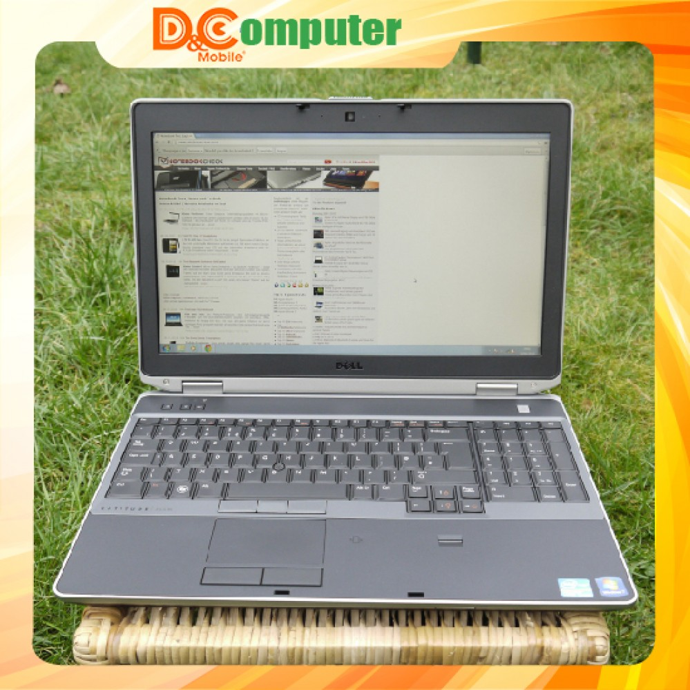 Laptop cũ Dell Latitude E6530 Core i5