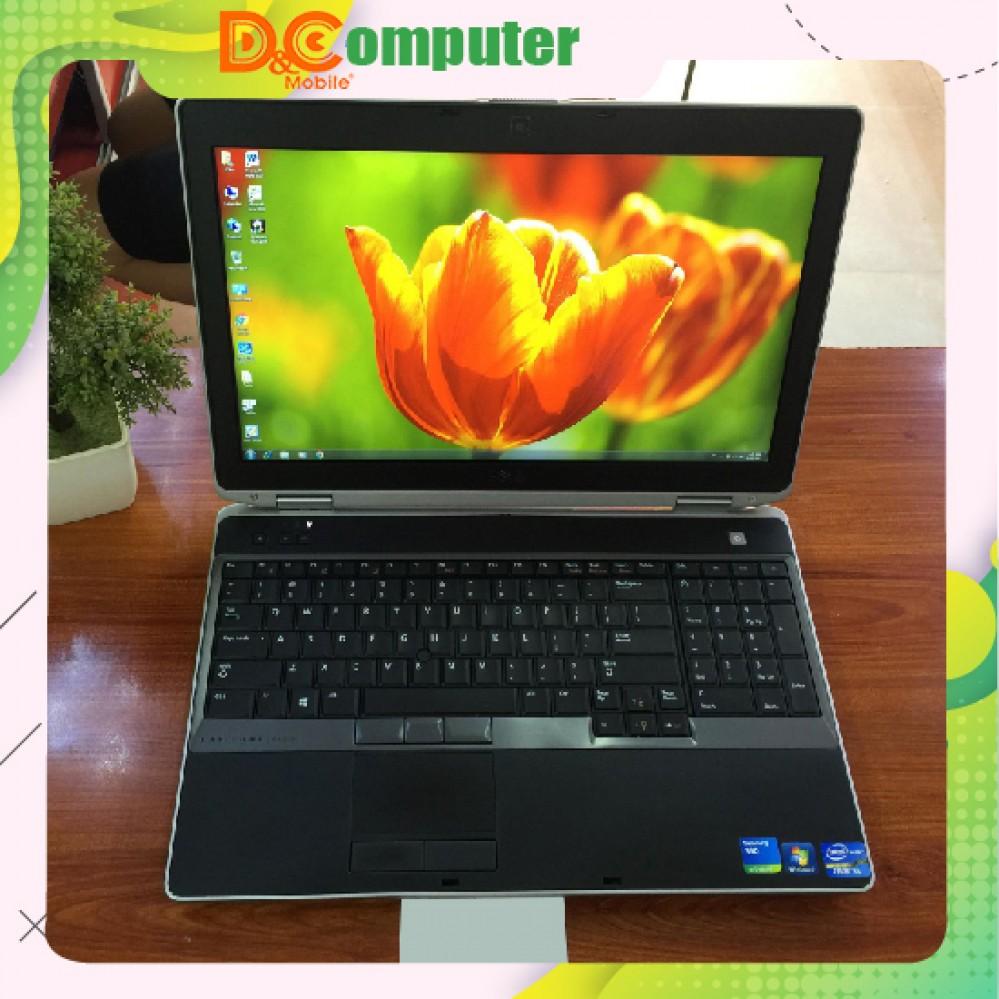 Laptop cũ Dell Latitude E6530 Core i7