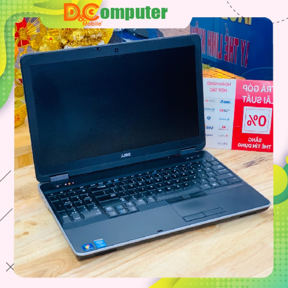 Laptop cũ Dell Latitude E6540 Core i5 4300M