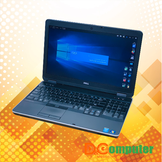 Laptop cũ Dell Latitude E6540 Core i5