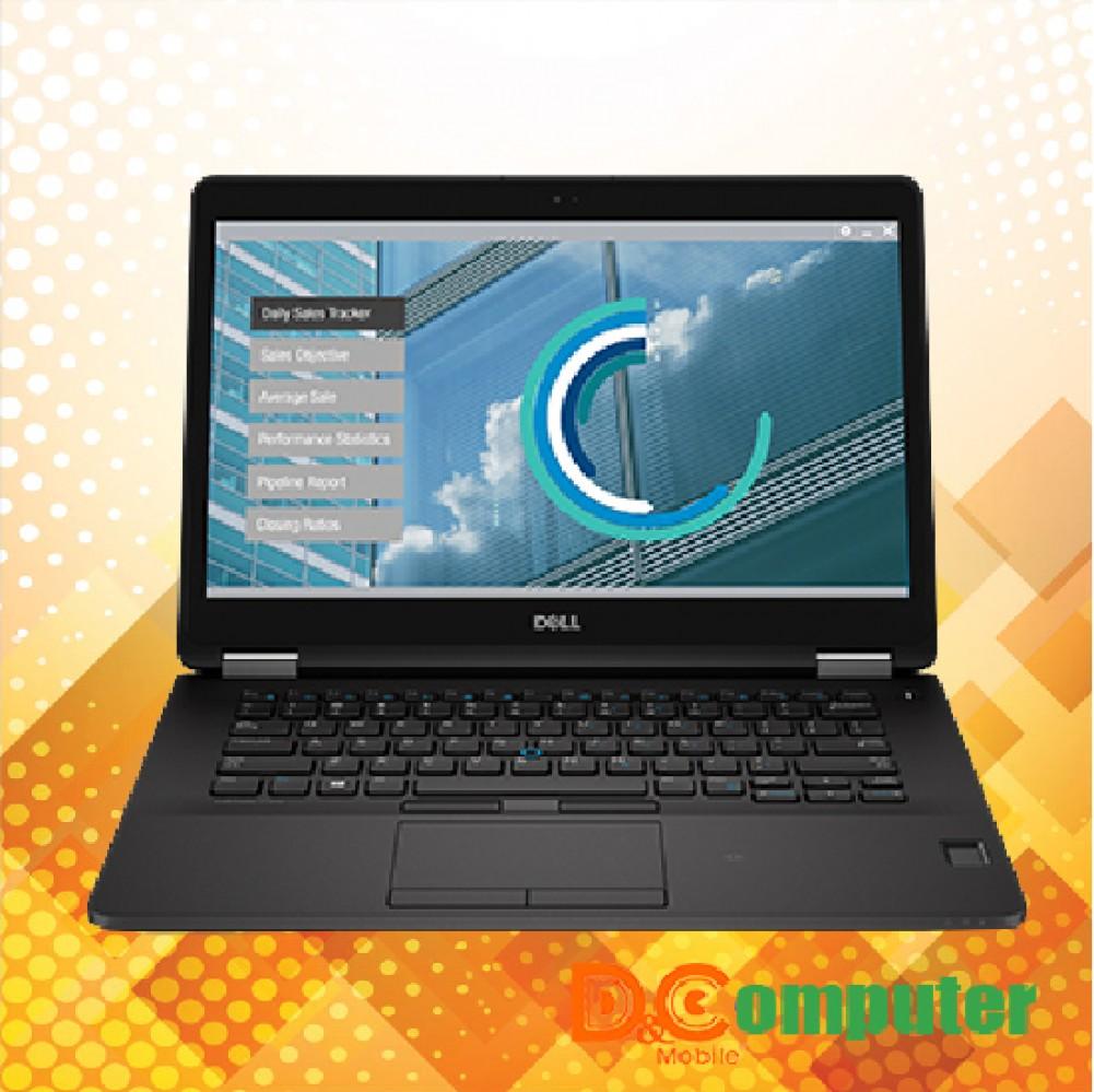 Laptop cũ Dell Latitude E7270 Core i7
