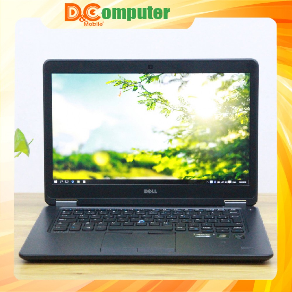 Laptop cũ Dell Latitude E7450 Core I7