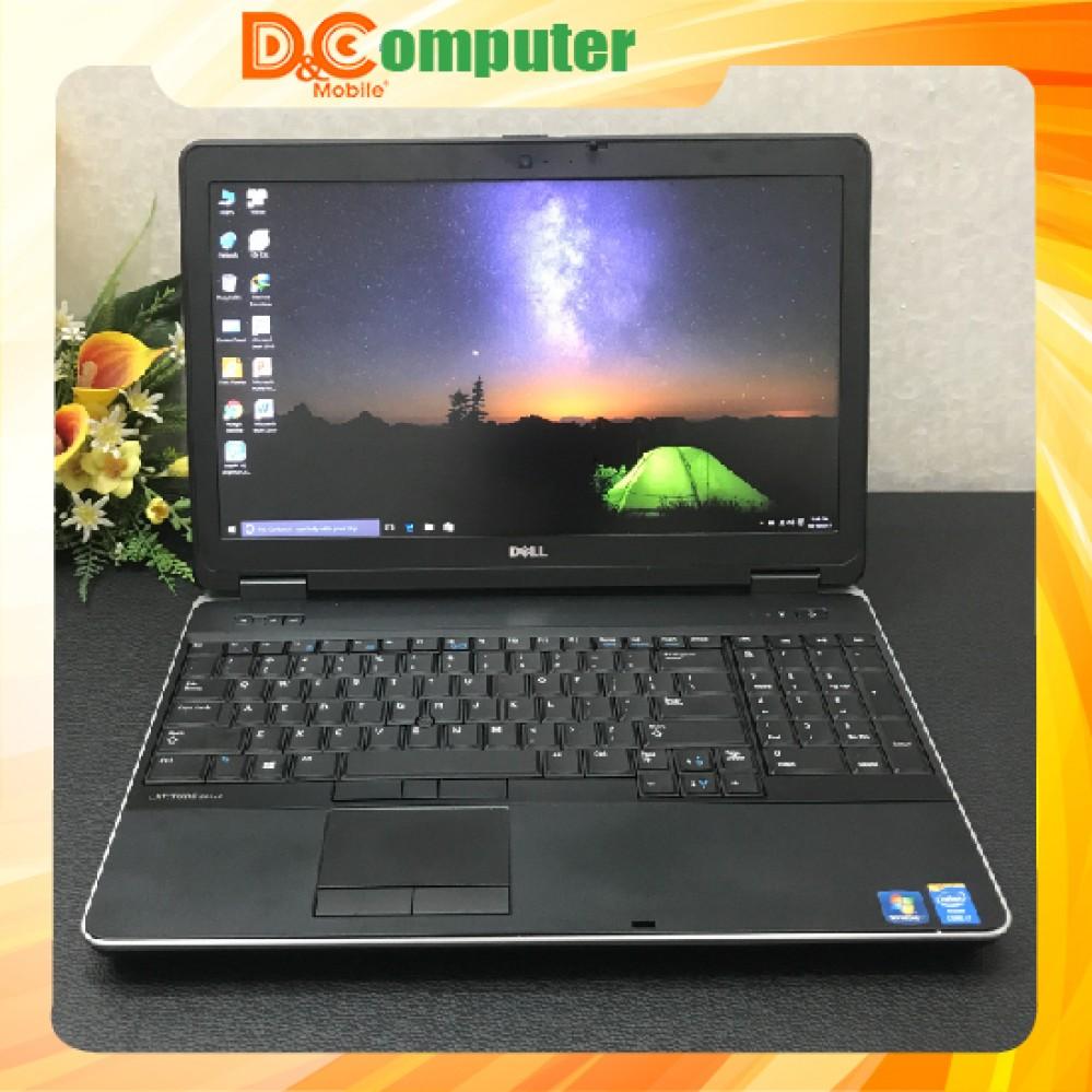 Laptop cũ Dell Precision 7710 Core I7