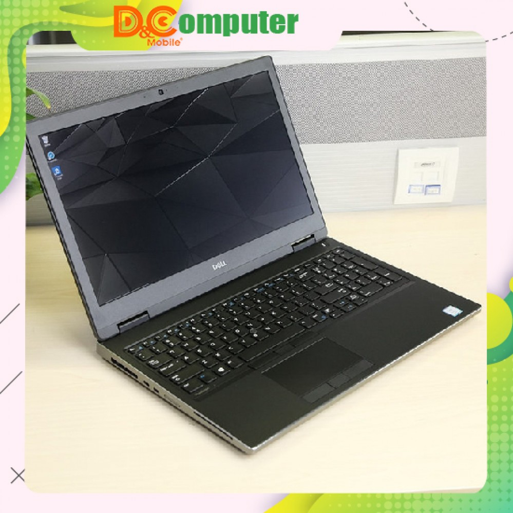 Laptop cũ Dell Precision M4700 Core i7 3720MQ
