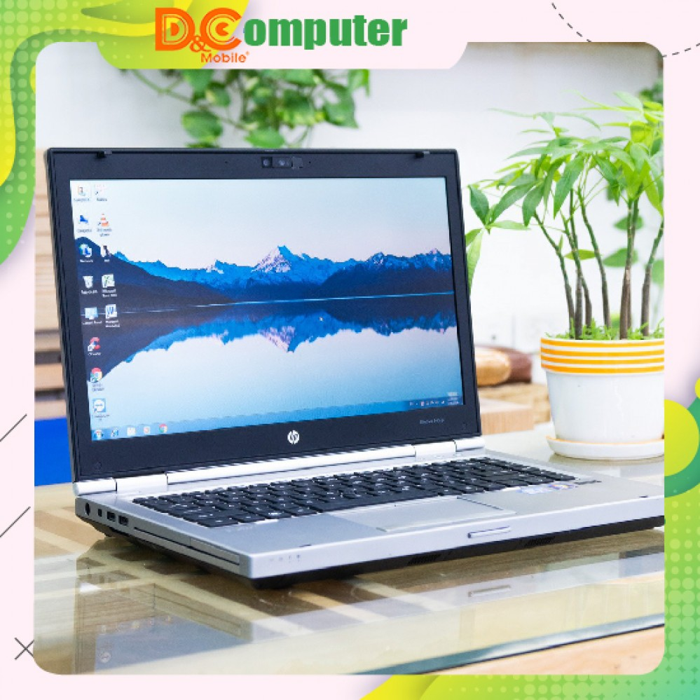 Laptop cũ HP Elitebook 2570p Core i5