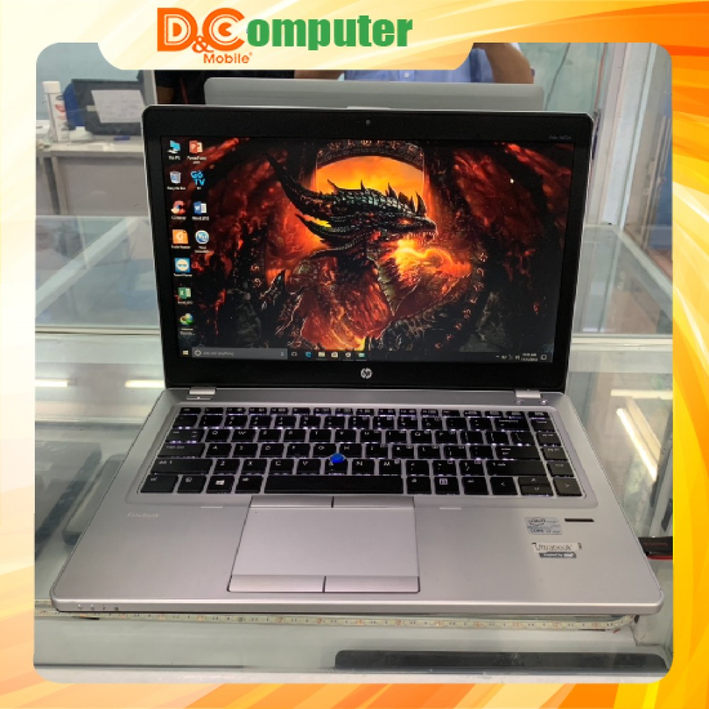 Laptop cũ HP Elitebook Folio 9480m Core i7
