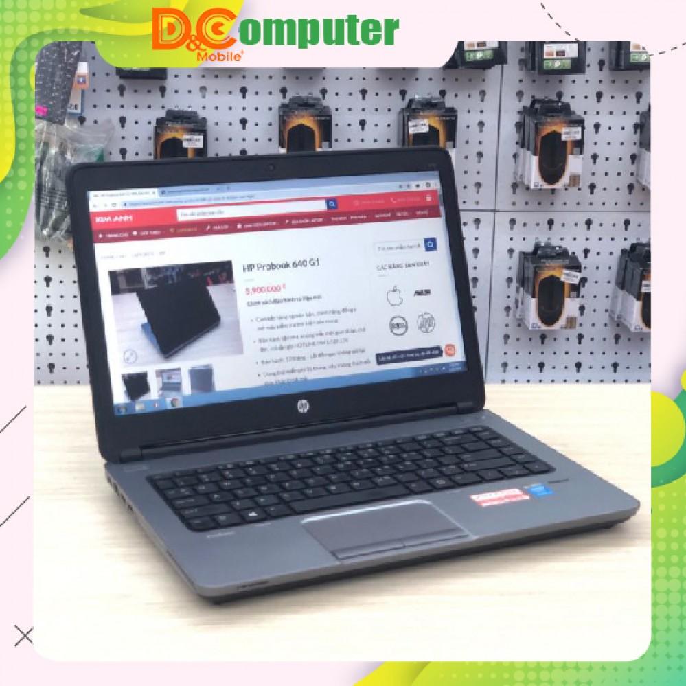 Laptop cũ HP Probook 640 G1