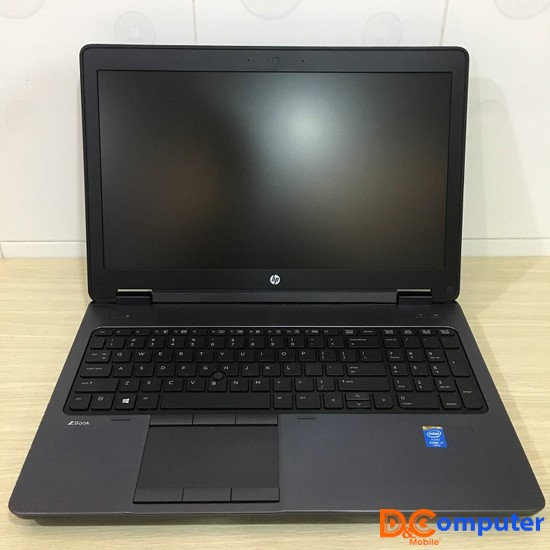 Laptop cũ HP Zbook 15