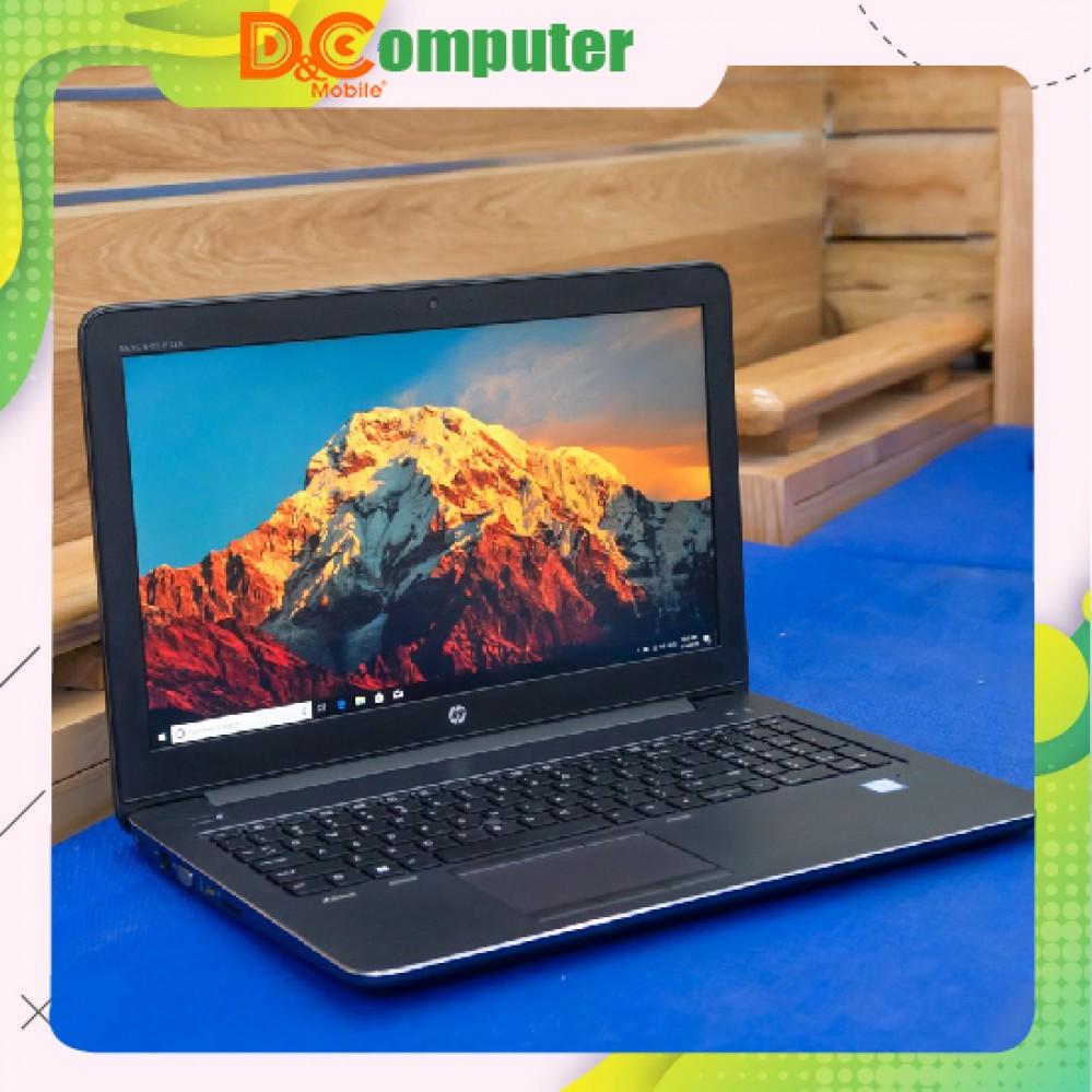 Laptop cũ HP Zbook 15 i5