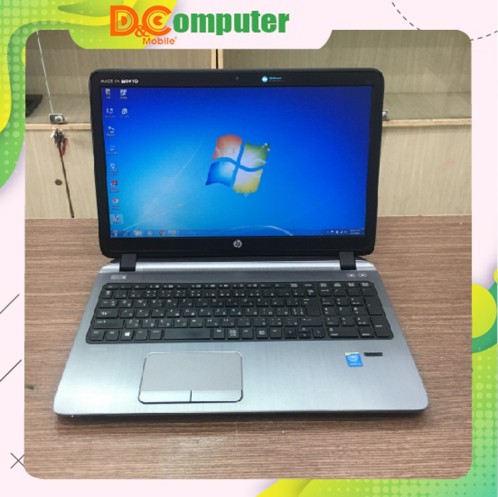 Laptop HP Probook 450 G3 6200U