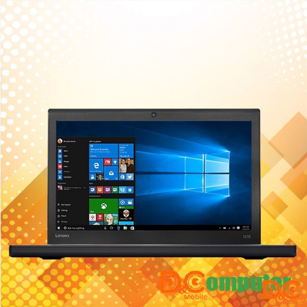 Lenovo ThinkPad X270 20HMA0T7VA
