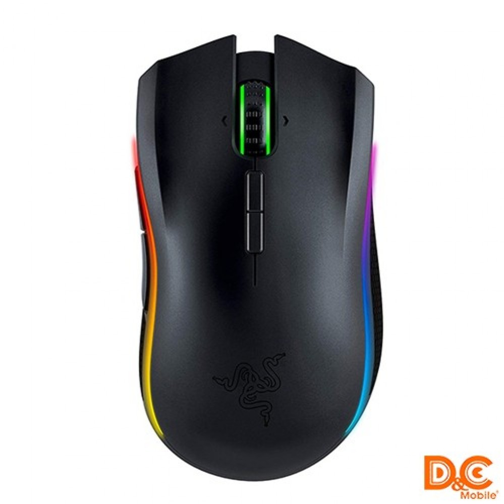 Mamba Wireless 5G Chroma 16000dpi