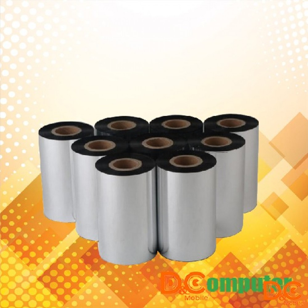 Mực in mã vạch Premium Resin CW730 110mmx300M