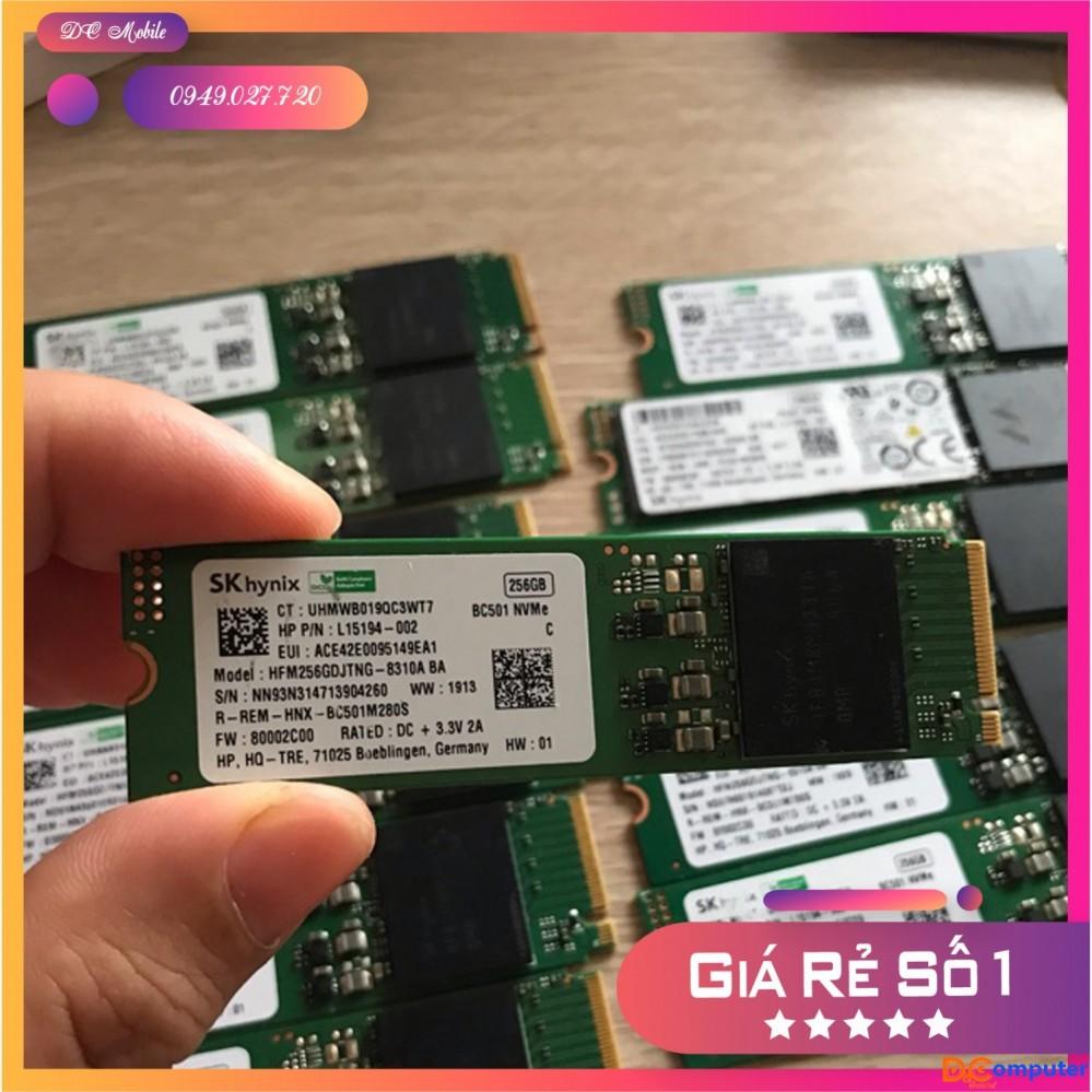 Ổ cứng SSD 256gb Skyhynix M2 chính hãng, bảo hành 36 tháng - DC Mobile