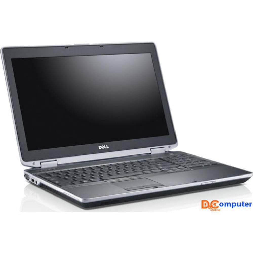 Laptop cũ Dell Latitude E6530
