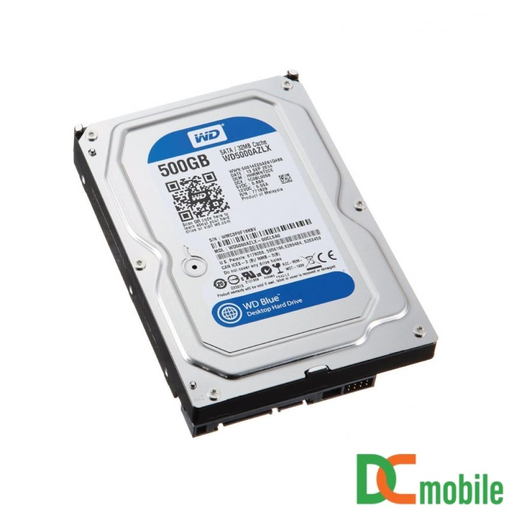 Ổ cứng HDD 500GB | Ổ cứng Laptop giá rẻ
