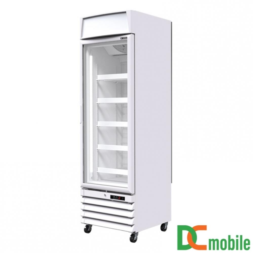 Glass door freezer - Tủ đông đứng