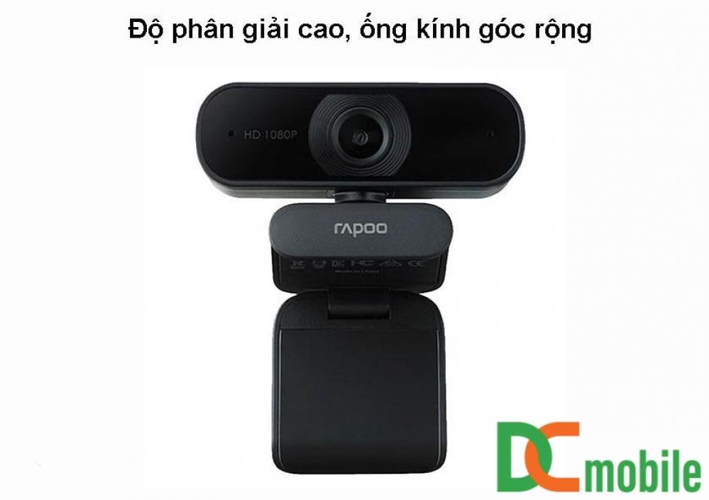 Webcam Rapoo C260 Full HD Chính Hãng